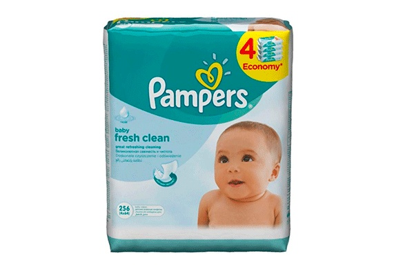Pampers Fresh Clean, 4�64 ��