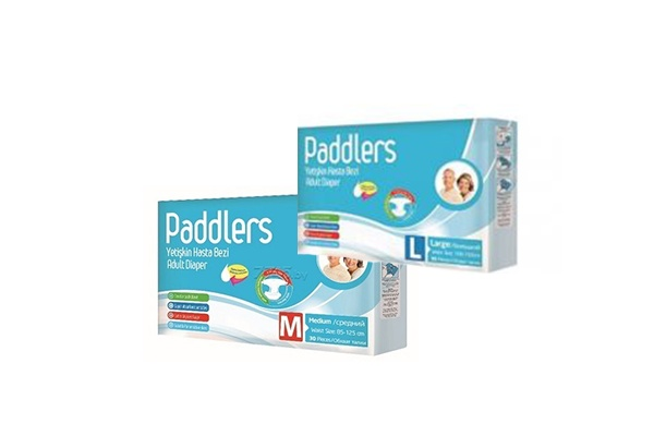 Paddlers Adult
