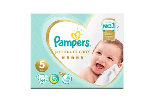 Karlson.by - Подгузники: Pampers Premium Care-5 11-16 кг, 64 шт