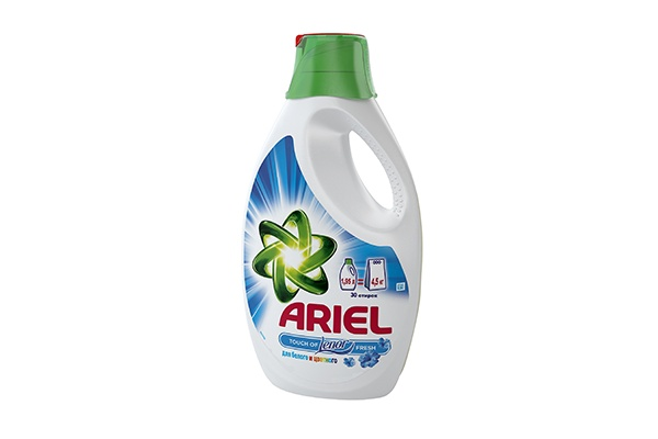 Ariel Touch of Lenor Fresh, 1.95 л