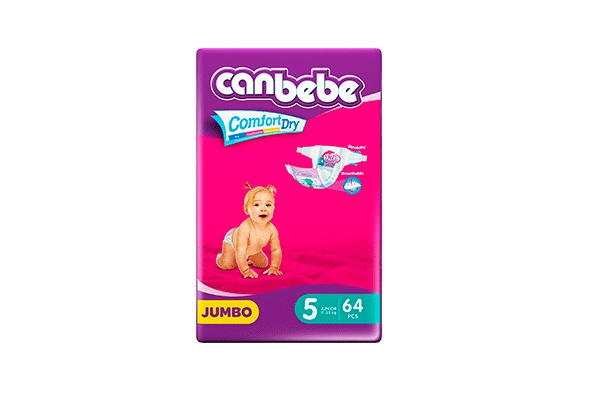 Karlson.by - Подгузники: CanBebe ComfortDry Junior-5 11-25 кг, 64 шт